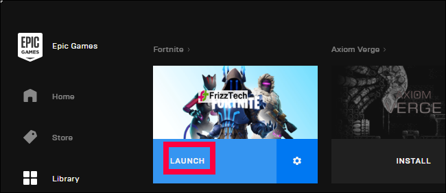 How to move Fortnite in another Folder, drive or computer - launch