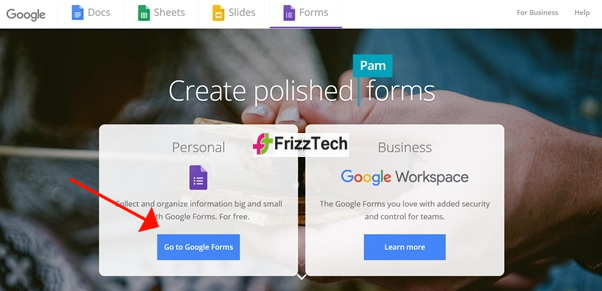 Survey Using Google Forms