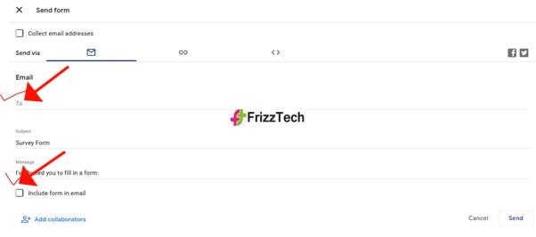 Google Forms screen survey form screen 7