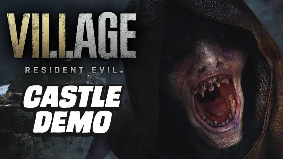 Resident Evil Village Game demo