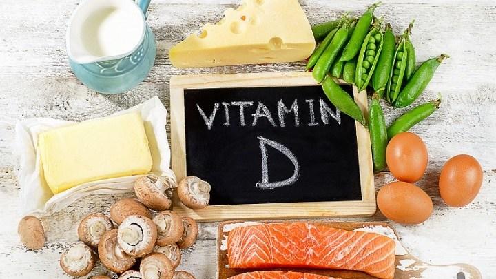 vitaminD rich foods