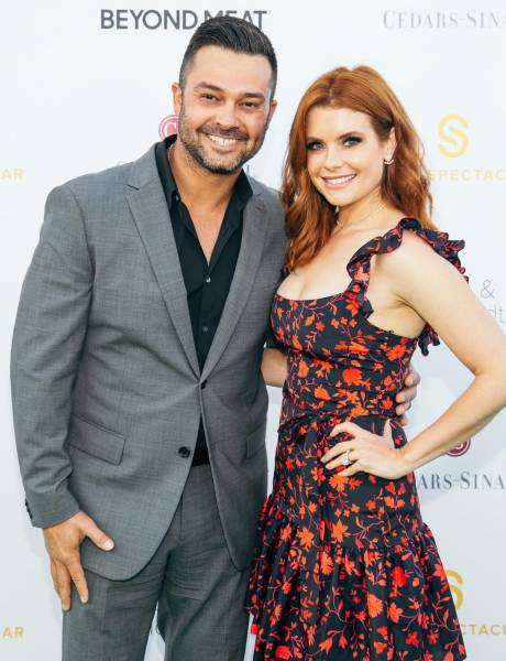 JoAnna Garcia Swisher husband Nick Swisher