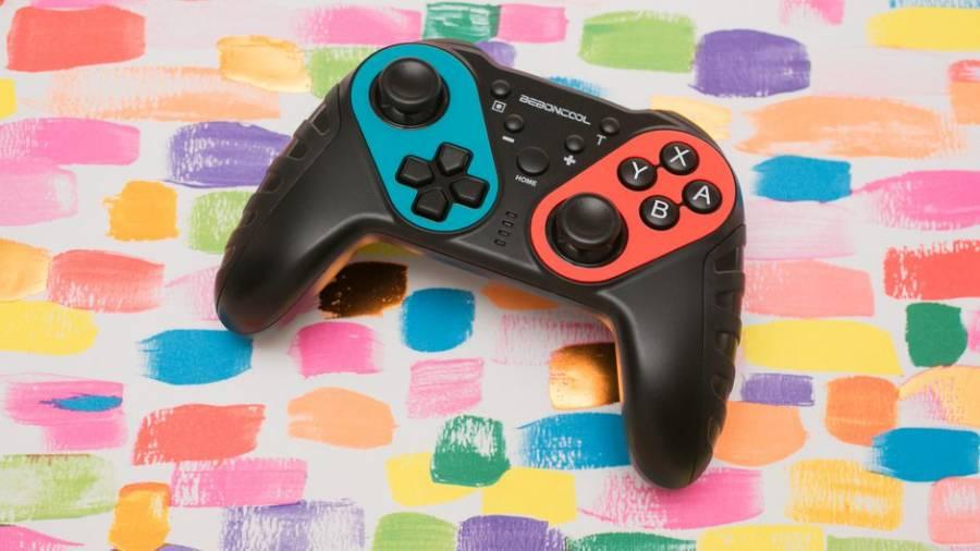 The Nintendo controller