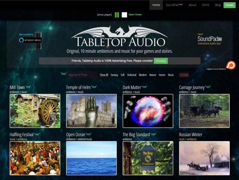 tabletop-audio