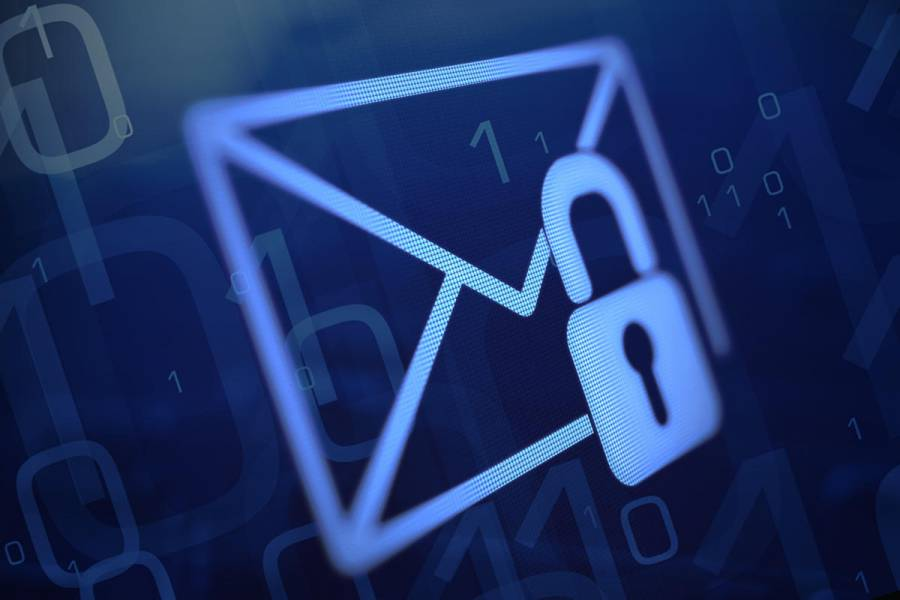 email address security