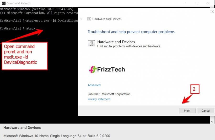 Bluetooth Button fix by cmd