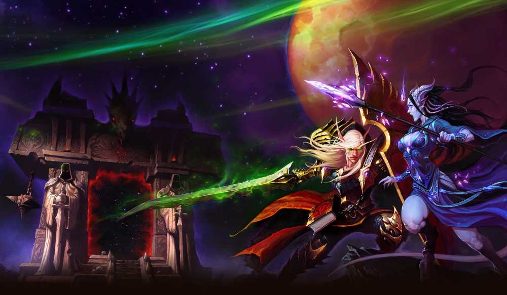 World of warcraft Game frizztech