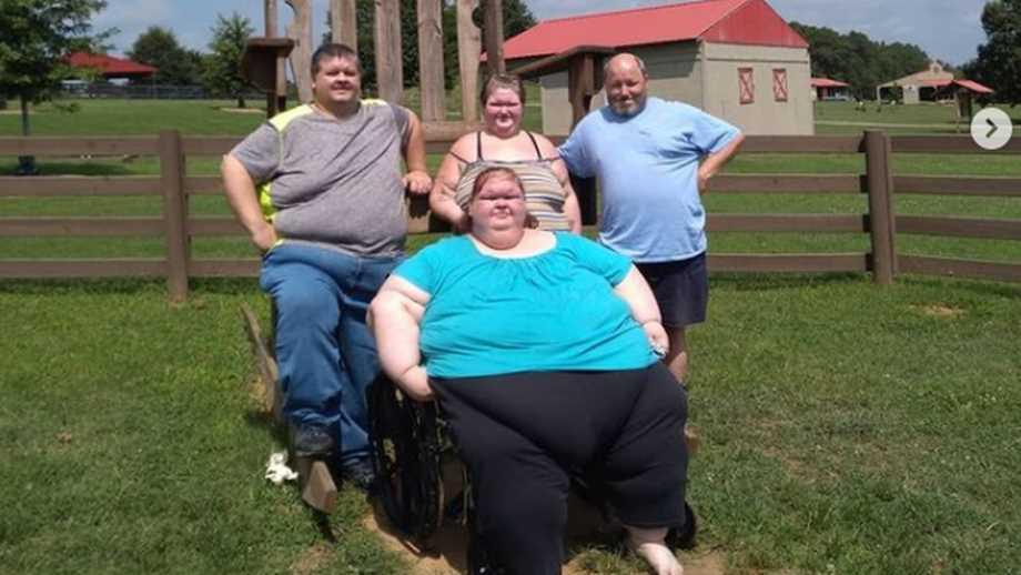 1000-lb Sisters family