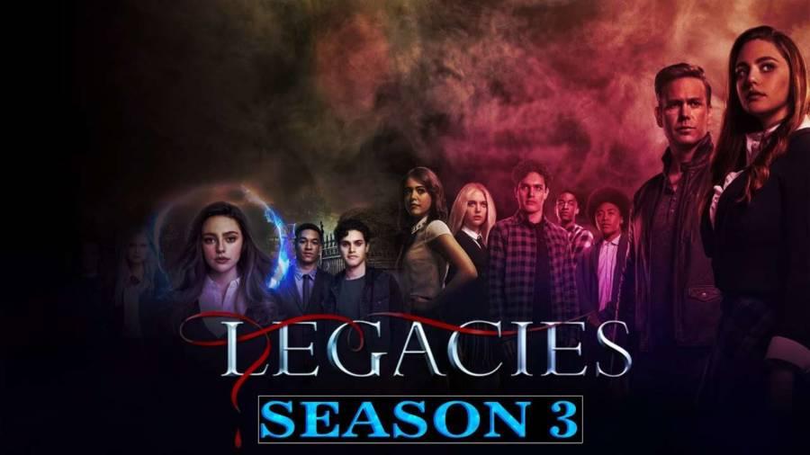 Season 3 Legacies