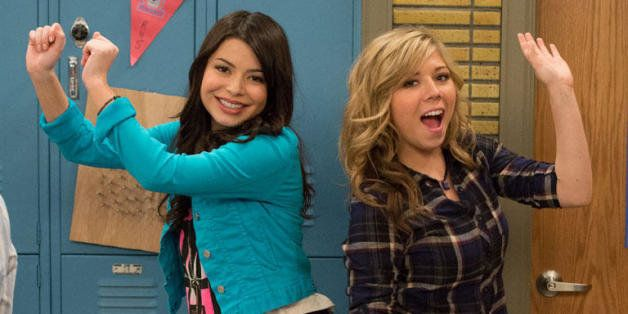 iCarly role Jennette McCurdy