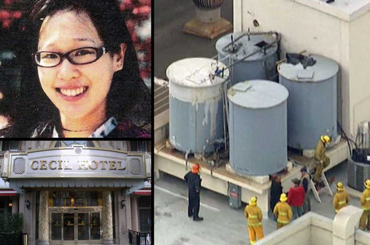Killed Elisa Lam Details About Her Death