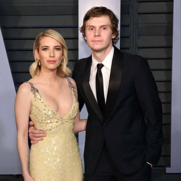Emma-Roberts and Evan-Peter