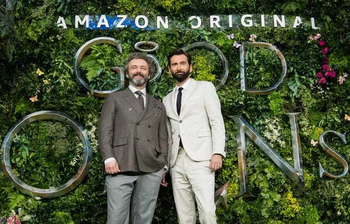 Good Omens Season 2 Release Date and Where to Watch