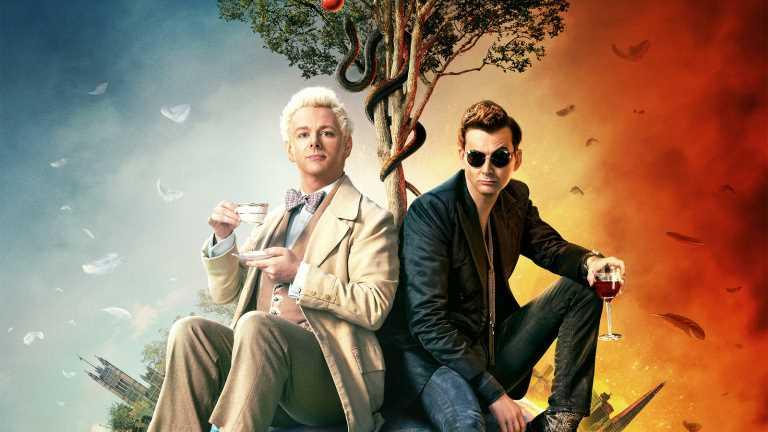 Good Omens Season 2 Release Date Amazon Prime
