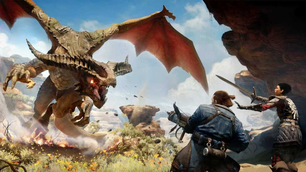 Dragon Age 4 Trailer, Story Teases