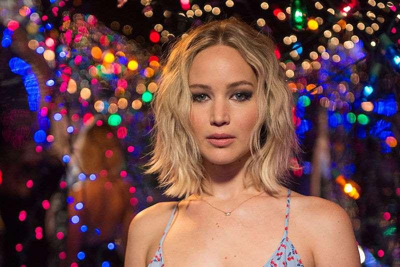 The Beauty Qeen Jennifer Lawrence