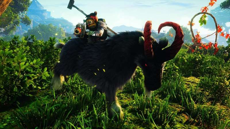 The Biomutant Game Review