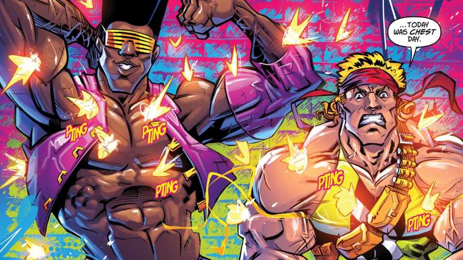 Super Hero asHimbo men