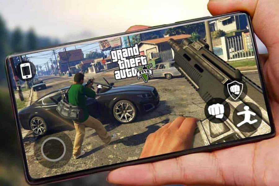 Online Game GTA 5