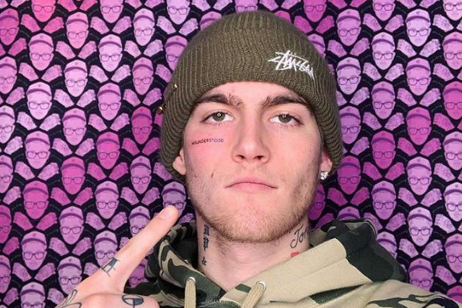 What does Presley Gerber Face Tattoo mean
