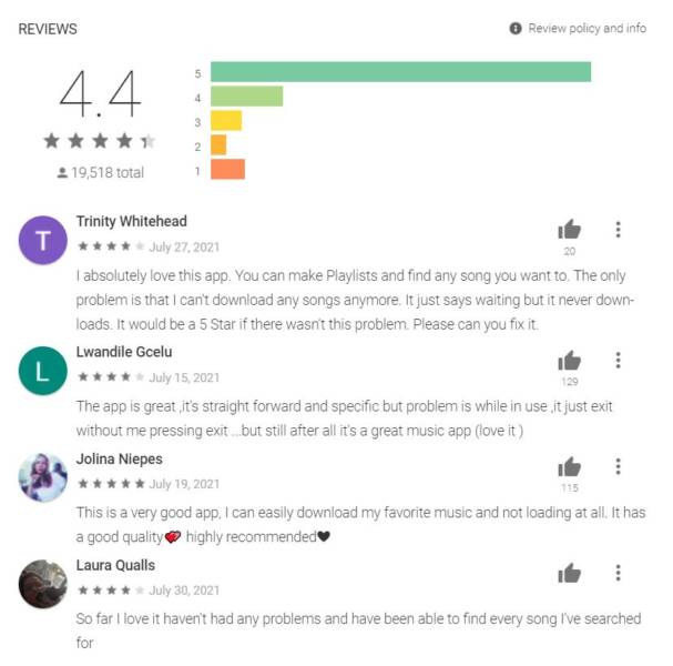 Review of  MP3 Juice