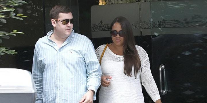 Husband of Sydney Brooke Simpson