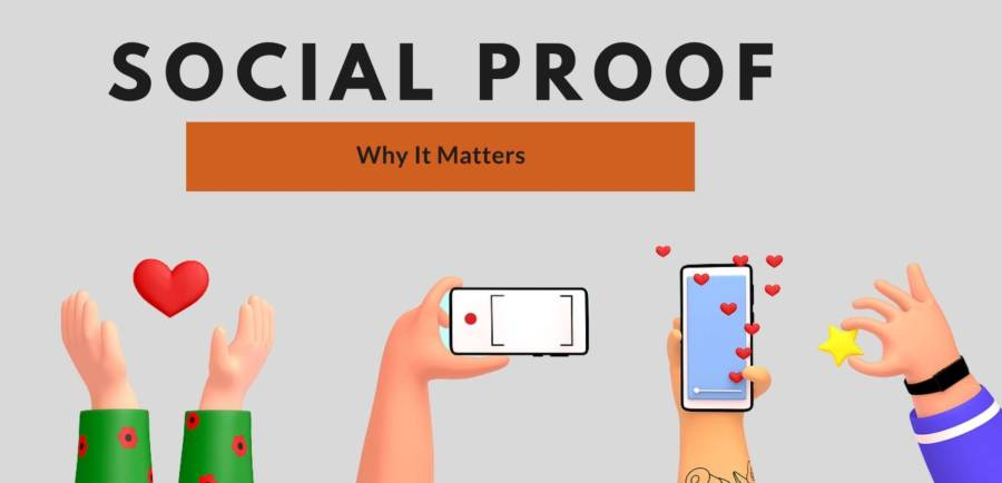 Why You Need To Start Capturing Social Proof