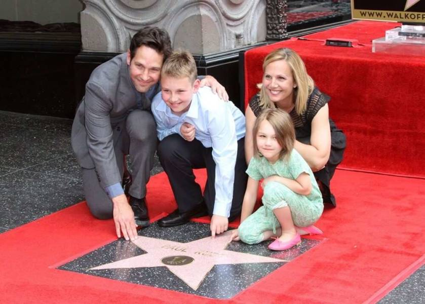Paul Rudd's Son and Family