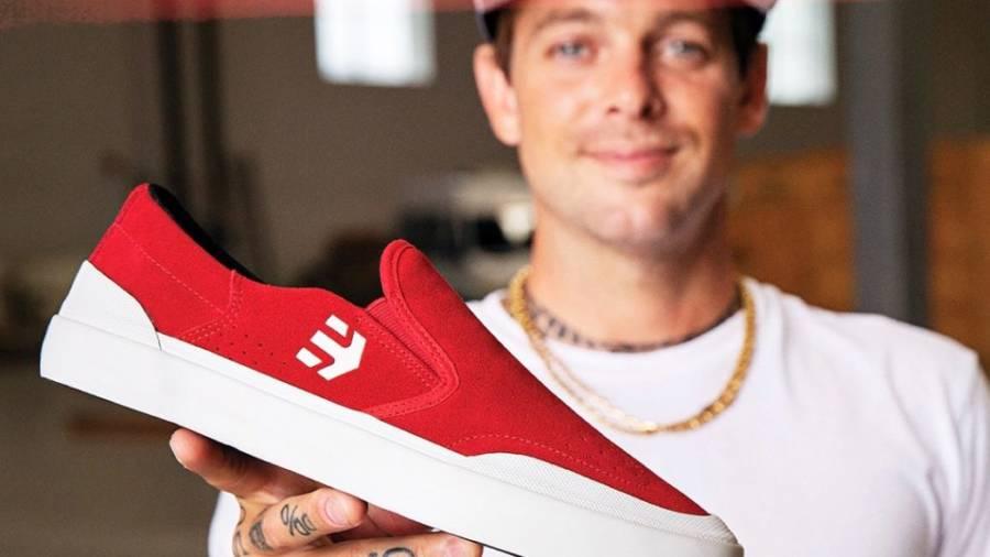 Shoe company owner Ryan Sheckler