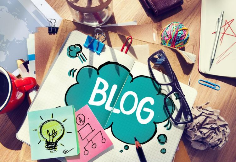 Blog Writing for Business frizztech