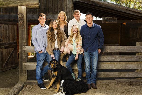 Our Wild Hearts Movie - Ricky Schroder
