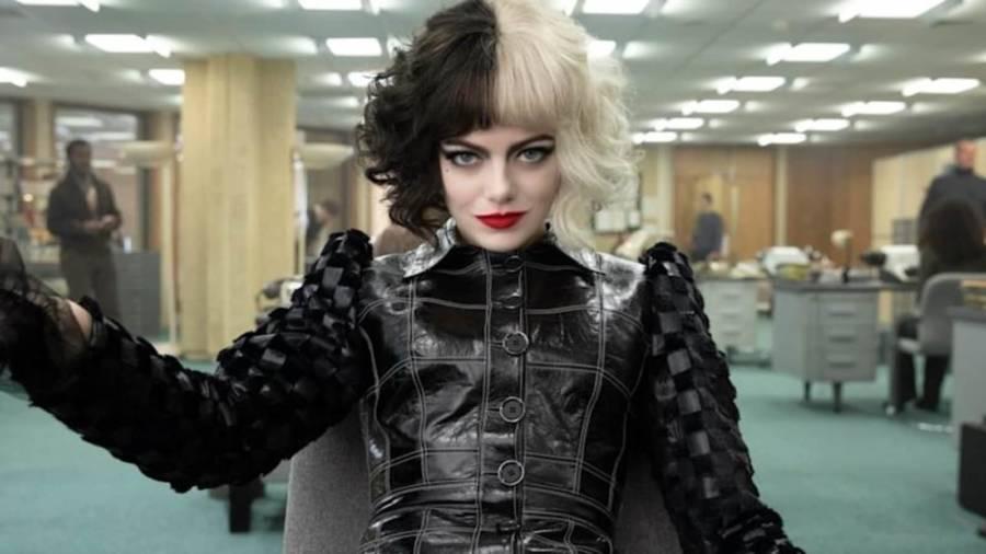Emma Stone in Cruella Movie