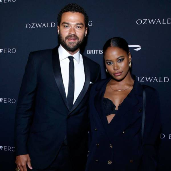 jesse-williams with new girlfriend taylour-paige