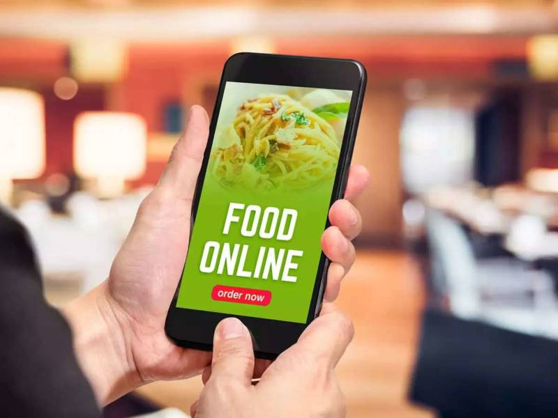 Food Online Ordering System for good service