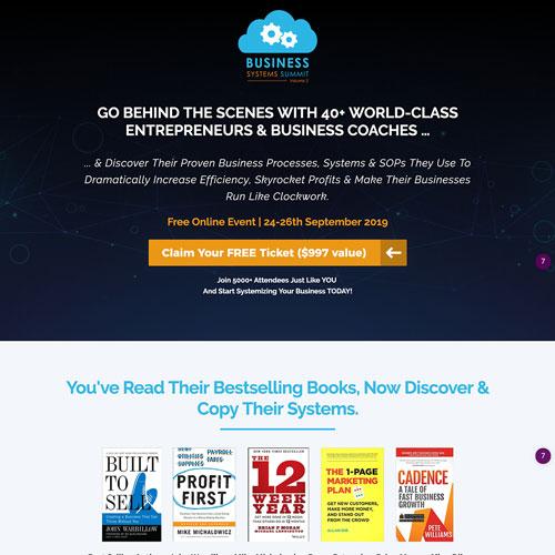 Virtual Summit Funnel