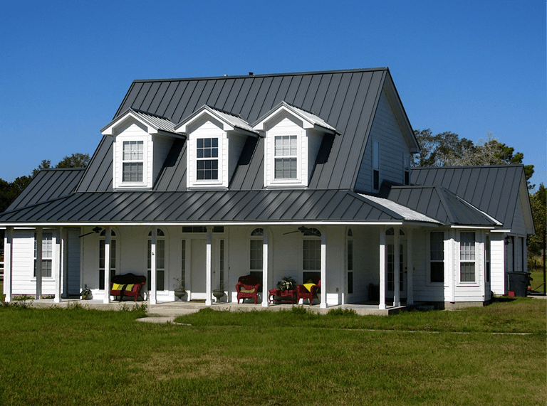 Metal roofing scranton