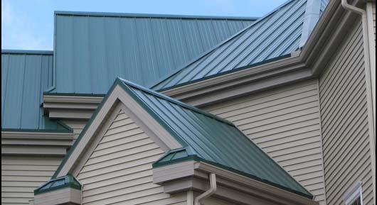 types of metal roofs - Metal Roof Types