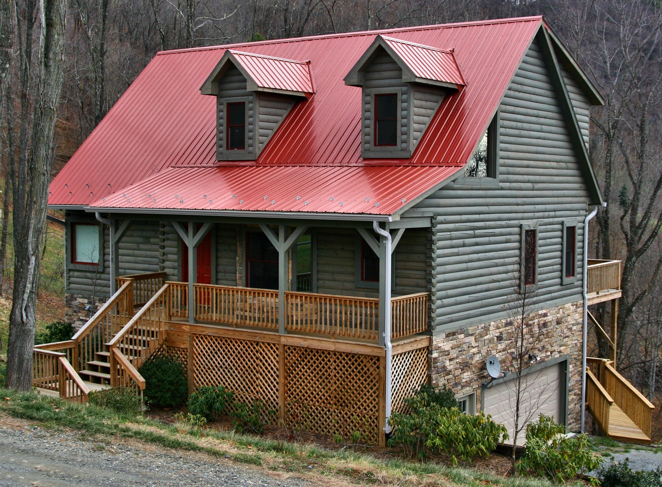 Scranton Wilkes Barre Metal Roofing Garvin Construction
