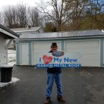 January Metal Roof Installations