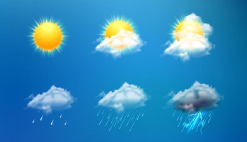 Proyección climática Junio
