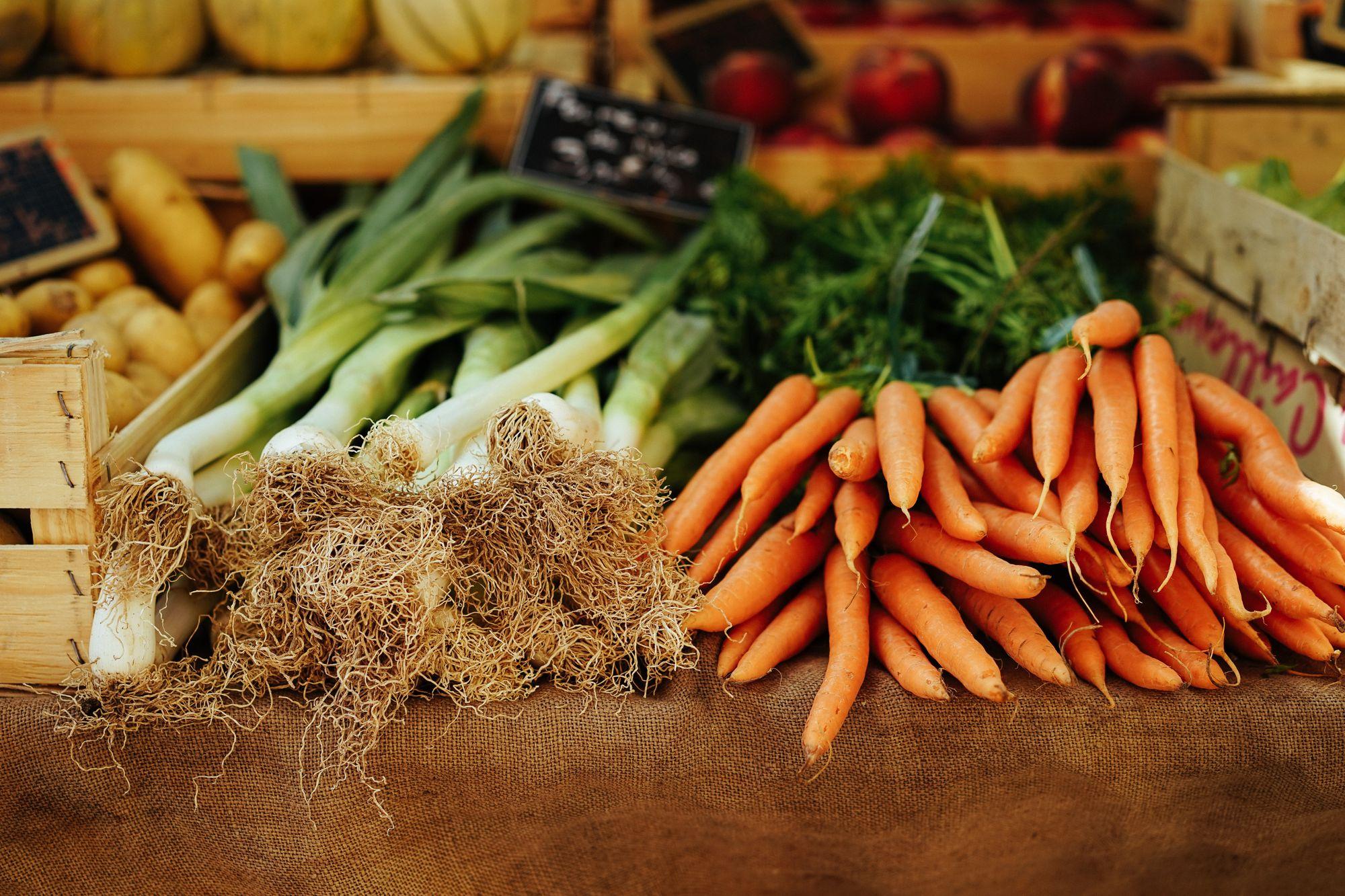 Importancia de la desinfección de frutas y verduras.