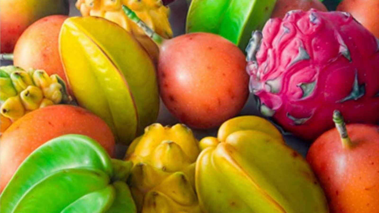 Frutas colombianas más exóticas y solicitadas en los mercados extranjeros.