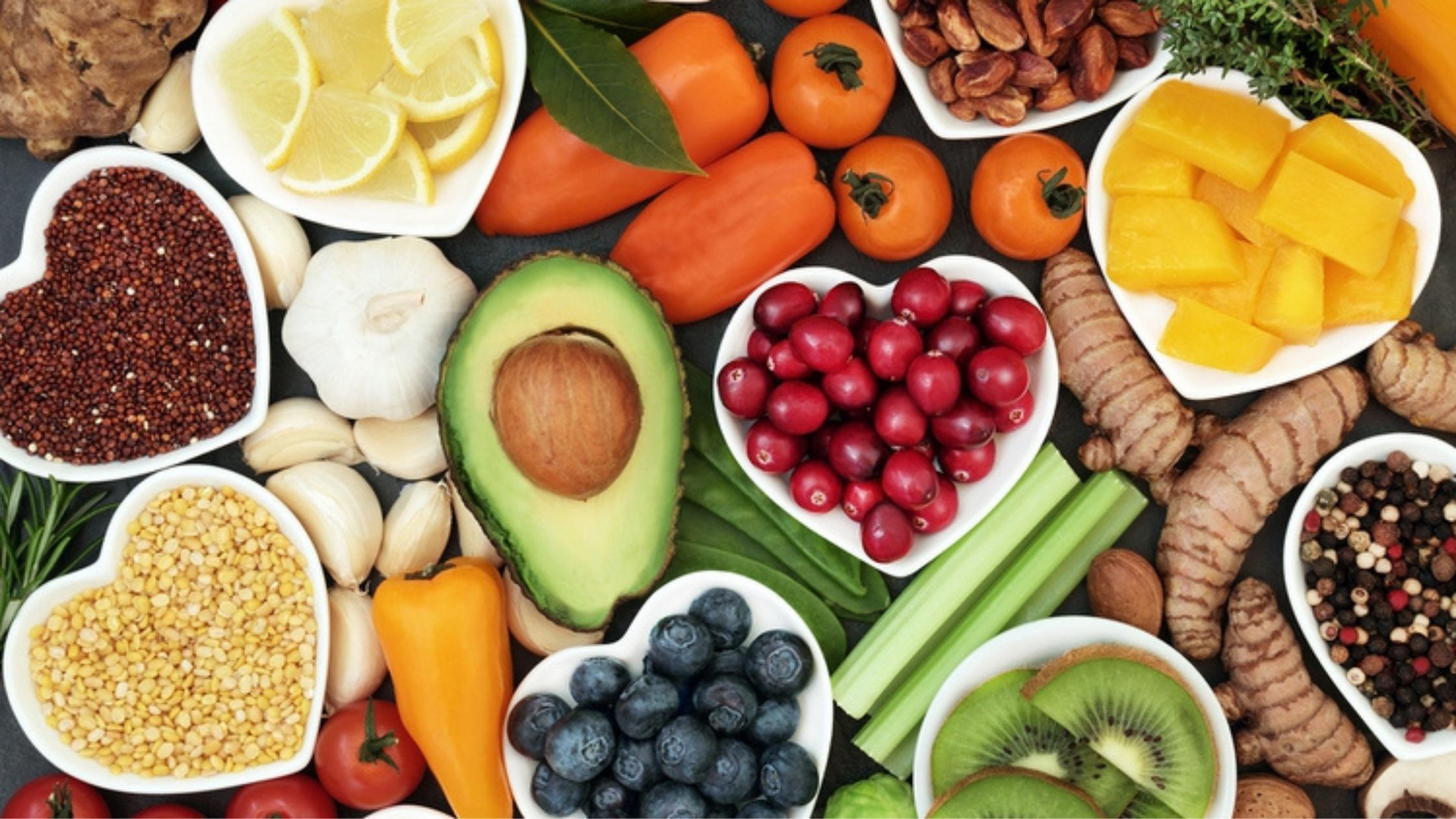 Métodos de desinfección y cuidado de frutas y verduras
