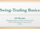Swing Trading with Gil Morales