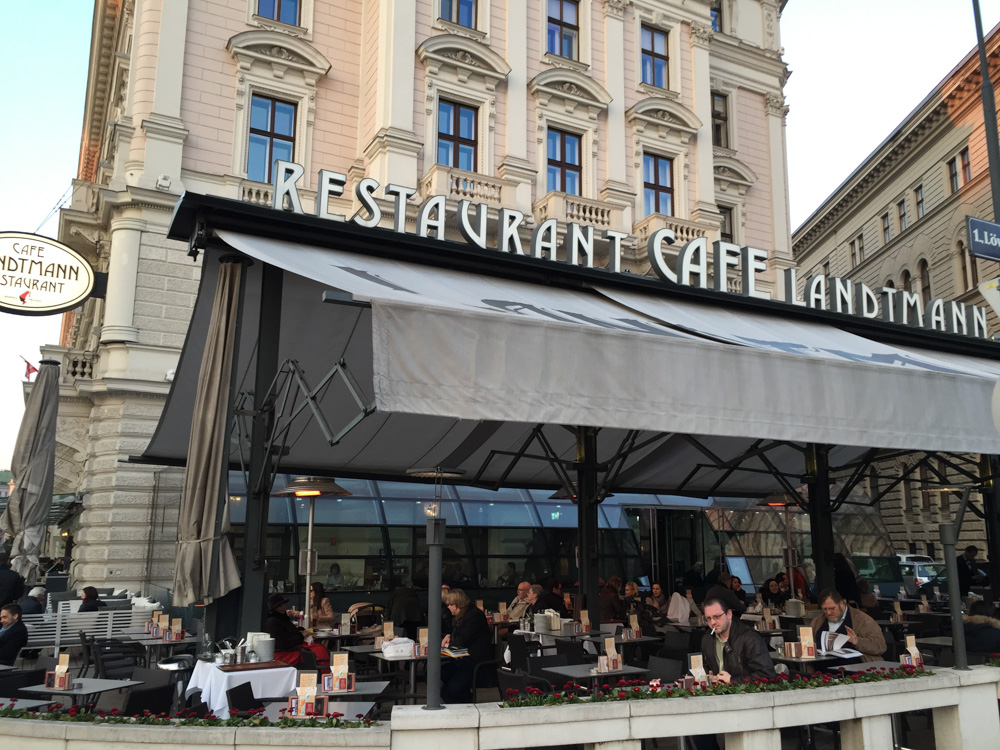 The Cafe Culture In Vienna Globalphile