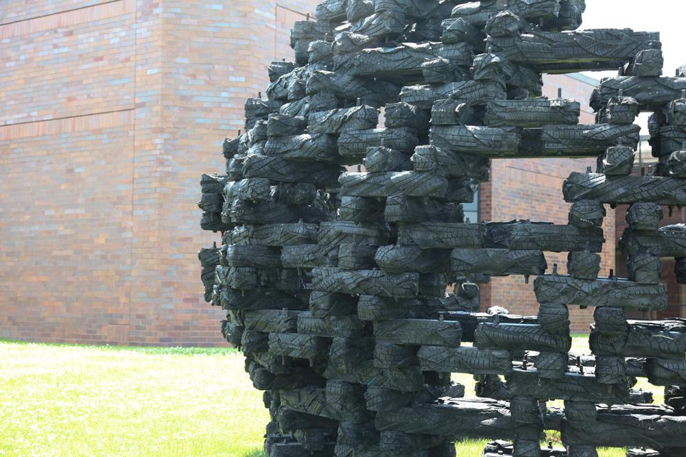 Manilow Sculpture Park, University Park, IL