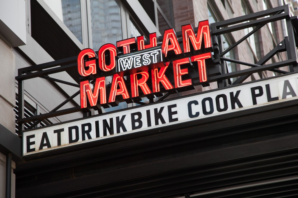 Gotham West Market - New York, NY