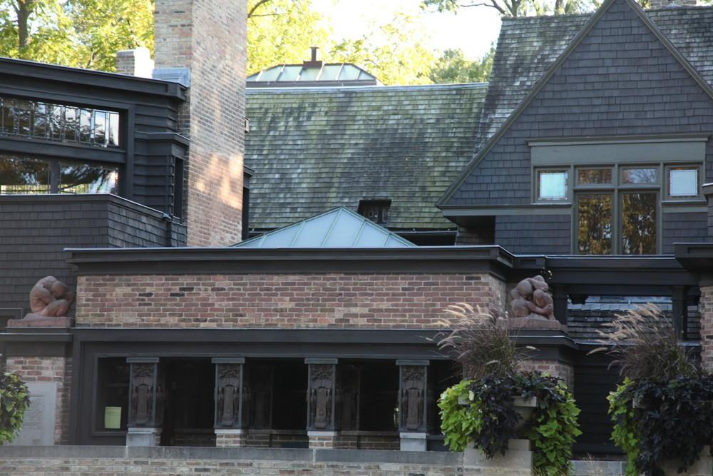 Frank Lloyd Wright Home and Studio - Oak Park, IL