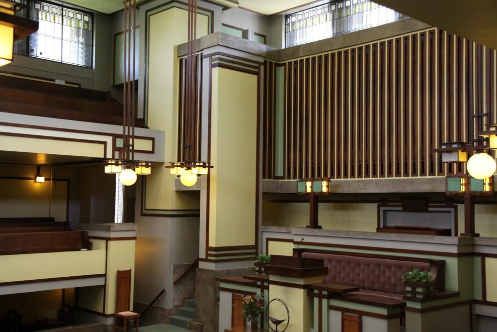 Unity Temple - Oak Park, IL
