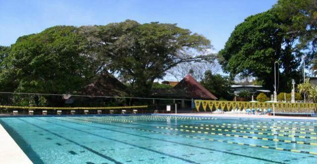 Olympic swimming pool in Cariari